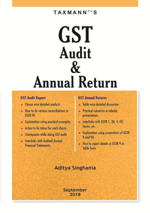 GST Audit & Annual Return