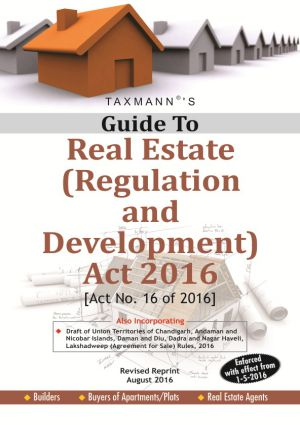 Guide To Real Estate (Regulation and Development) Act 2016