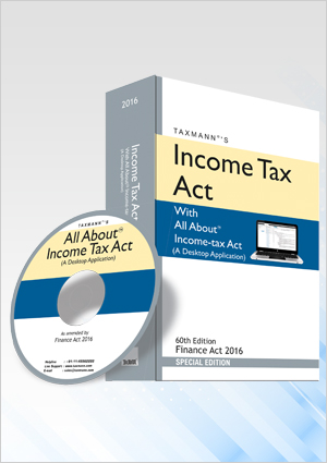 Income Tax Act With All About Income Tax Act