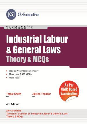 Industrial Labour & General Laws (CS-Executive)