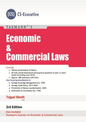 Economic & Commercial Laws (CS-Executive)