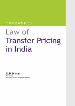 Law of Transfer Pricing in India