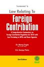 Law Relating to Foreign Contribution