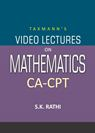 CA-CPT - Video Lectures on Quantitative Aptitude (Mathematics) (Set of 4 DVDs)