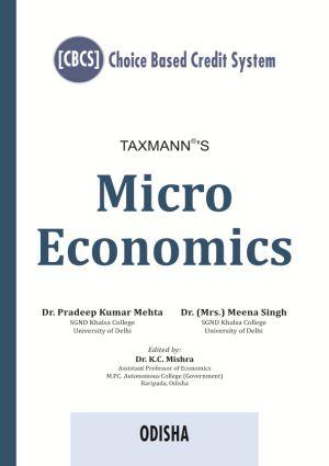 Micro Economics (ODISHA)