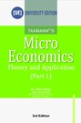 Micro Economics -Theory and Application (Part I) (University Edition)
