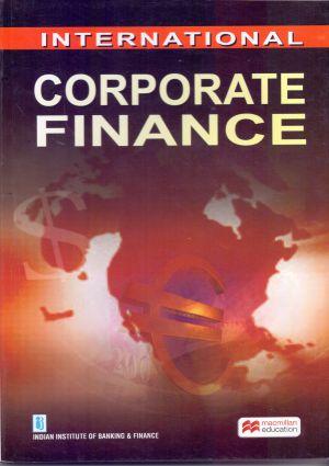 International Corporate Finance