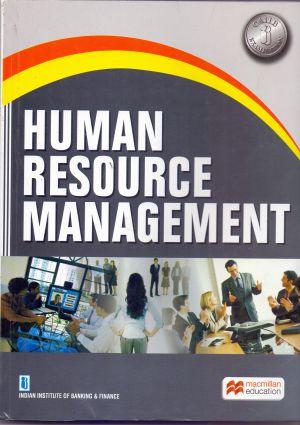 Human Resource Management ( CAIIB)