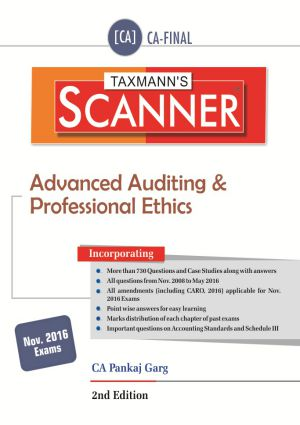 Scanner - Advanced Auditing & Professional Ethics