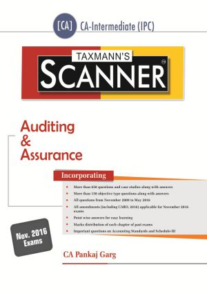 Scanner - Auditing & Assurance