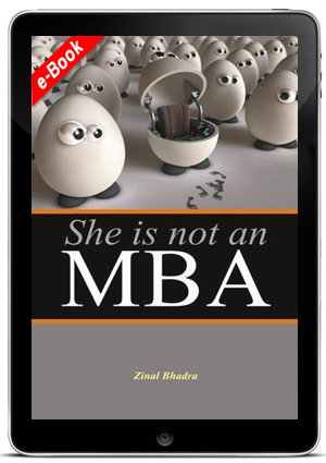 She is Not an MBA (ebook)