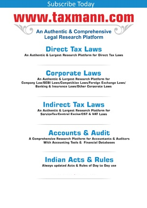 Combo Plan (5 Modules) - Income Tax/Company Law/Indirect Taxes/Accounts and Audit/Indian Acts with All About Income Tax Act
