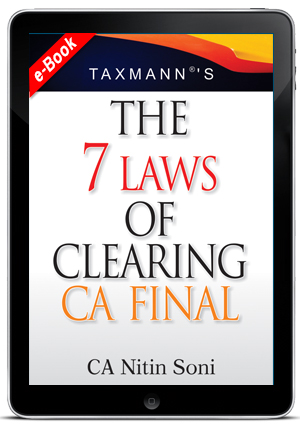 The 7 Laws of Clearing CA Final (e-book)