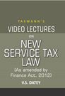 Video Lectures on New Service Tax Law