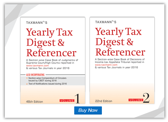 Yearly Tax Digest ( Set of 2 volumes)