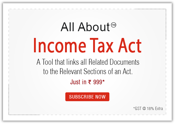 All About Income tax Act_14 March