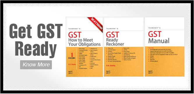 Get GST Ready