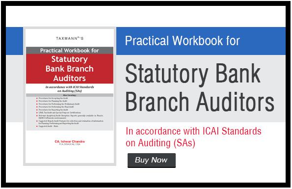 Practical Workbook for Statutory Bank Branch Auditors