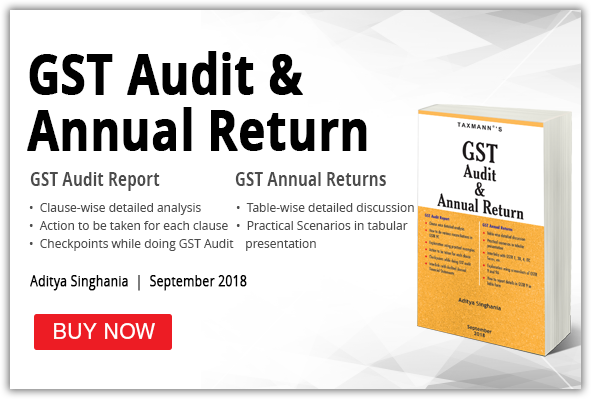 GST Audit and Annual Return