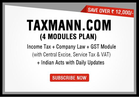 4 module plan (Taxmann.com)
