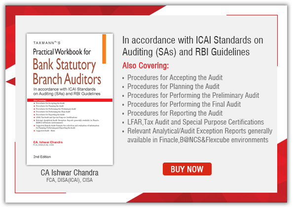 Practical Workbook for Statutory Bank Branch Auditors