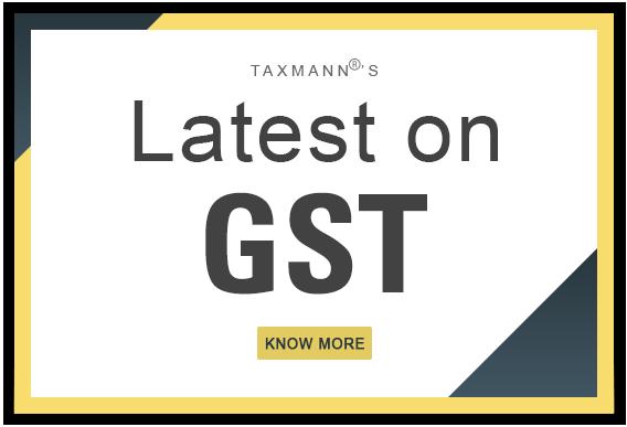 Latest on GST