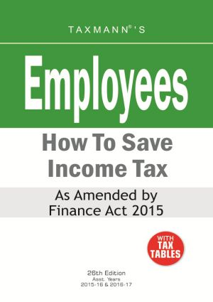 Employees How To Save Income Tax
