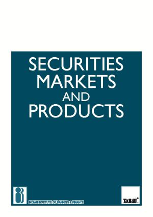 Securities Markets and Products