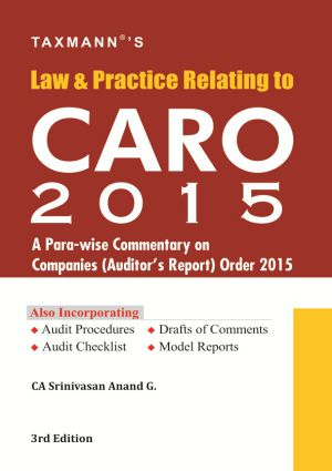 Law & Practice Relating to CARO 2015