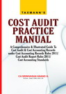 Cost Audit Practice Manual