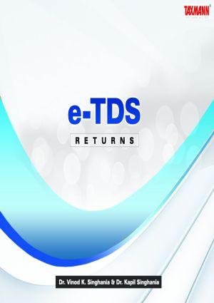 e-TDS Returns (Single User) (F.Y. 2015-16)