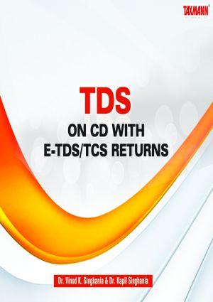 TDS Computation and e-Filing of TDS Returns (Single User )