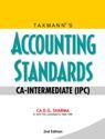 Accounting Standard [CA-Intermediate (IPC)] by CA D G Sharma