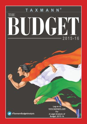 The Budget 2015-16