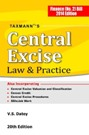 Central Excise Law & Practice
