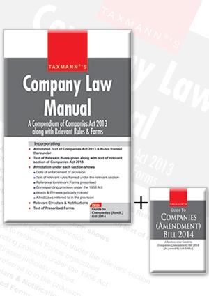 Company Law Manual