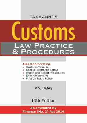 Customs Law Practice & Procedures