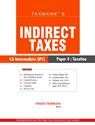 Indirect Taxes [CA-Intermediate (IPC)] by Vineet Sodhani