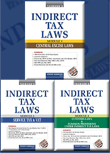 Indirect Tax Laws - (Set of 3 Modules)