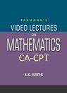 CA-CPT - Video Lectures on Quantitative Aptitude (Mathematics) (Set of 4 DVDs)