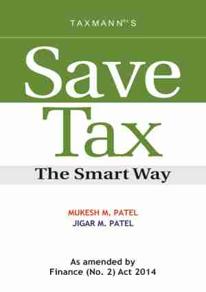 Save Tax -The Smart Way