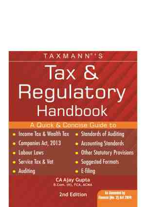 Tax & Regulatory Handbook