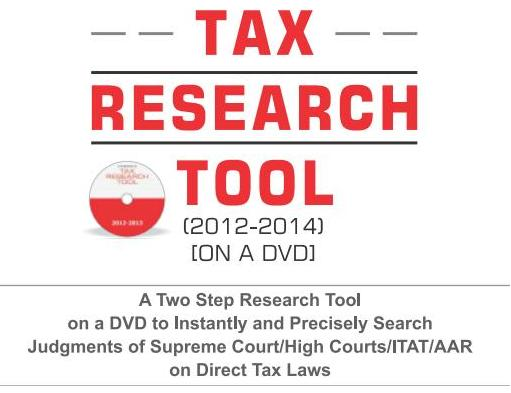 Tax Research Tool (2012 -2014) [On a DVD]